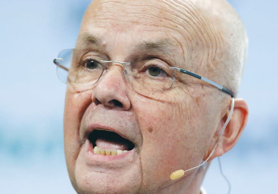 Ex-CIA chief: Let Israel buy bunker busters to deter Tehran
