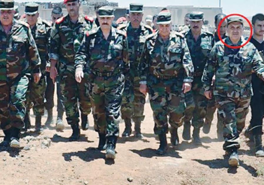 Israel unmasks new Hezbollah commander on Syrian Golan