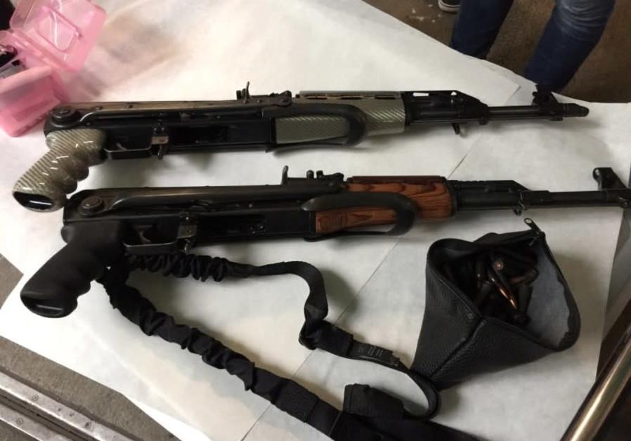 German police find guns in raid of suspected militant Islamist