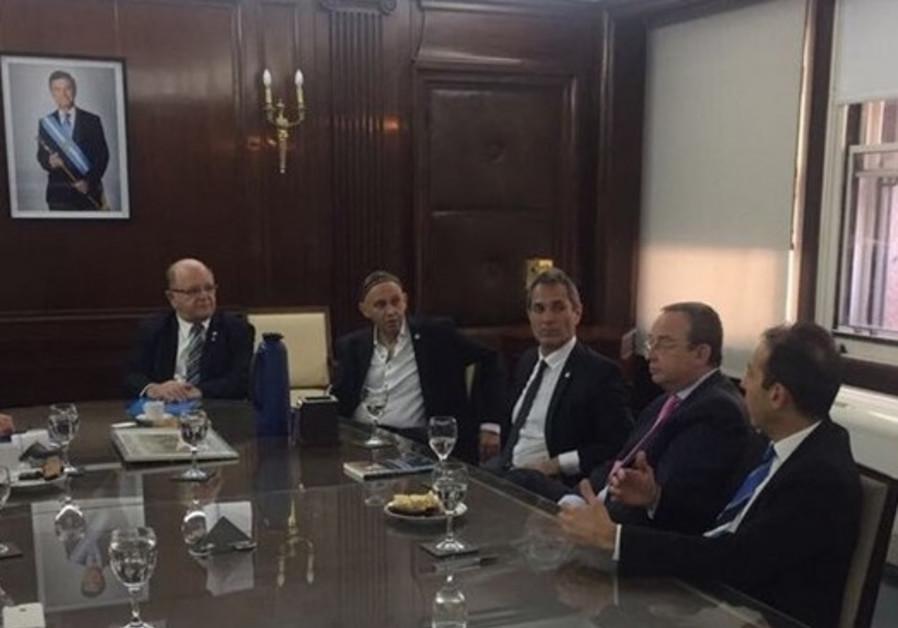 KKL Argentina executives