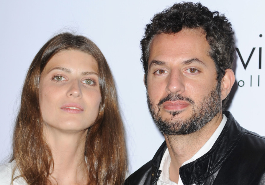 Guy Oseary and wife Michelle Alves