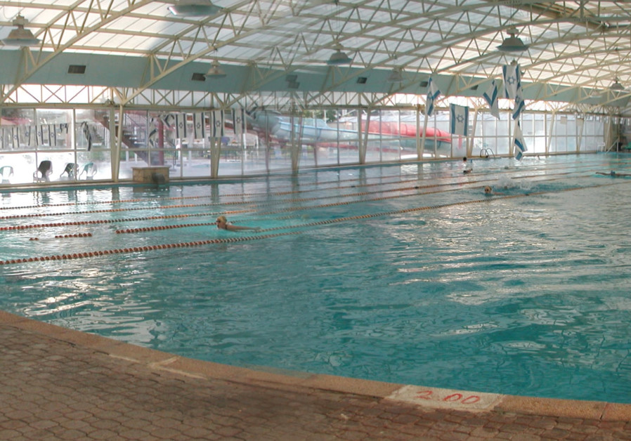 The iconic Jerusalem Pool: Lost to real estate developers.