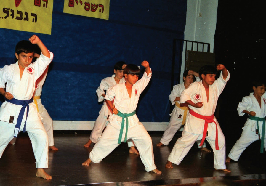 Israeli martial arts group nominated for peace award