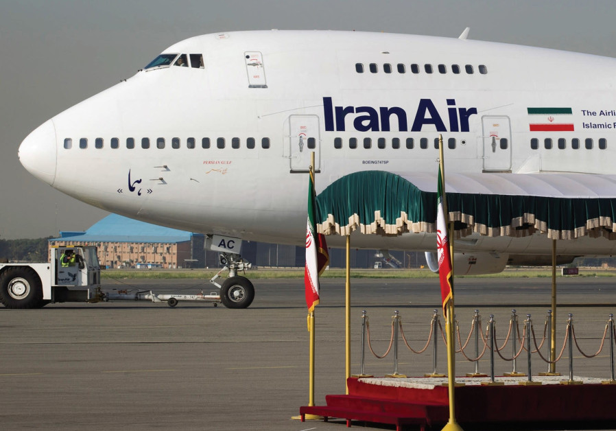 How one Israeli family threatens Boeing and the Iran nuclear deal