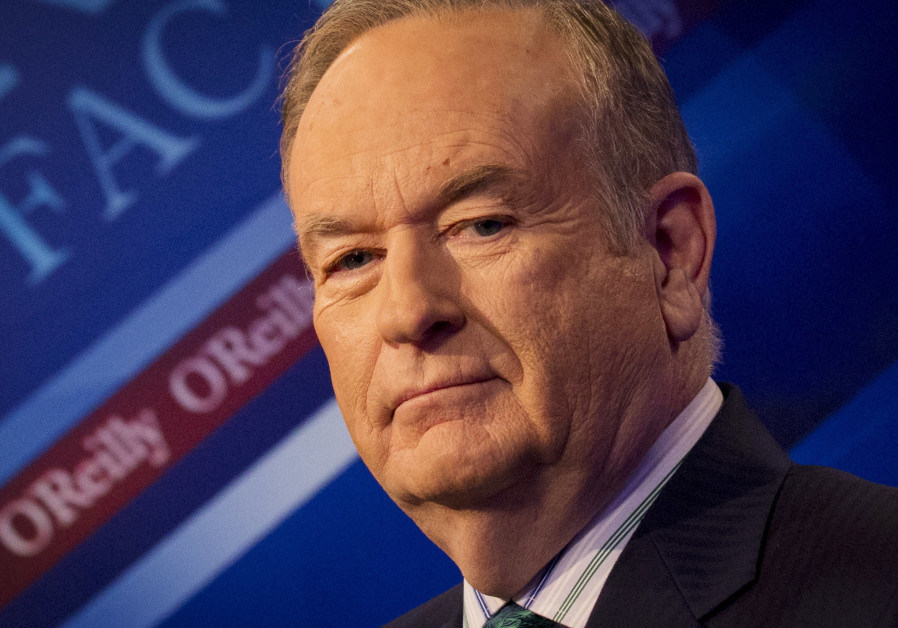 Former Fox News host Bill O'Reilly