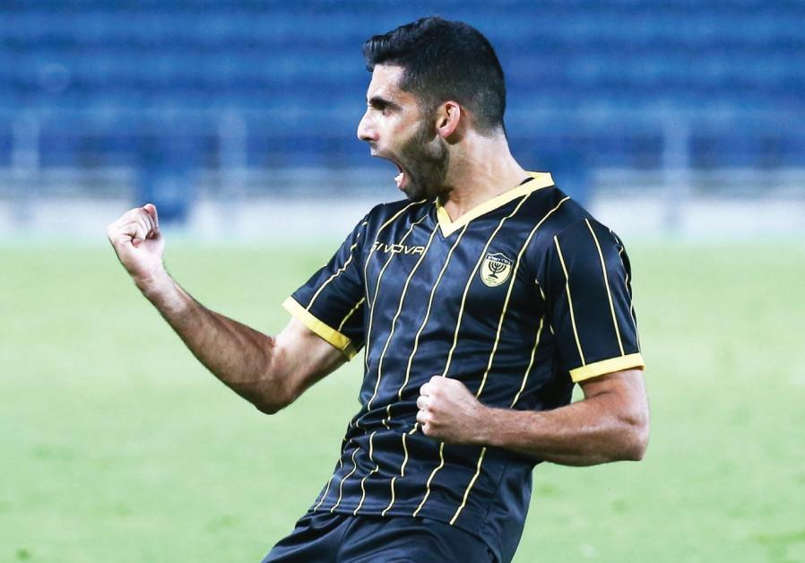 Leader Hap Haifa maintains 1st-place gap