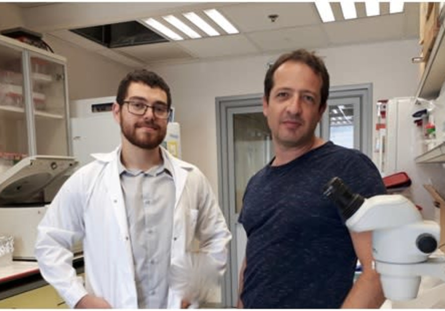 Dr. Yuval Tabach and Doron Stop