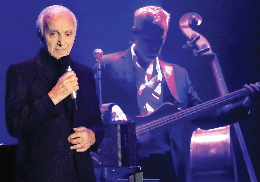 Concert Review: Charles Aznavour