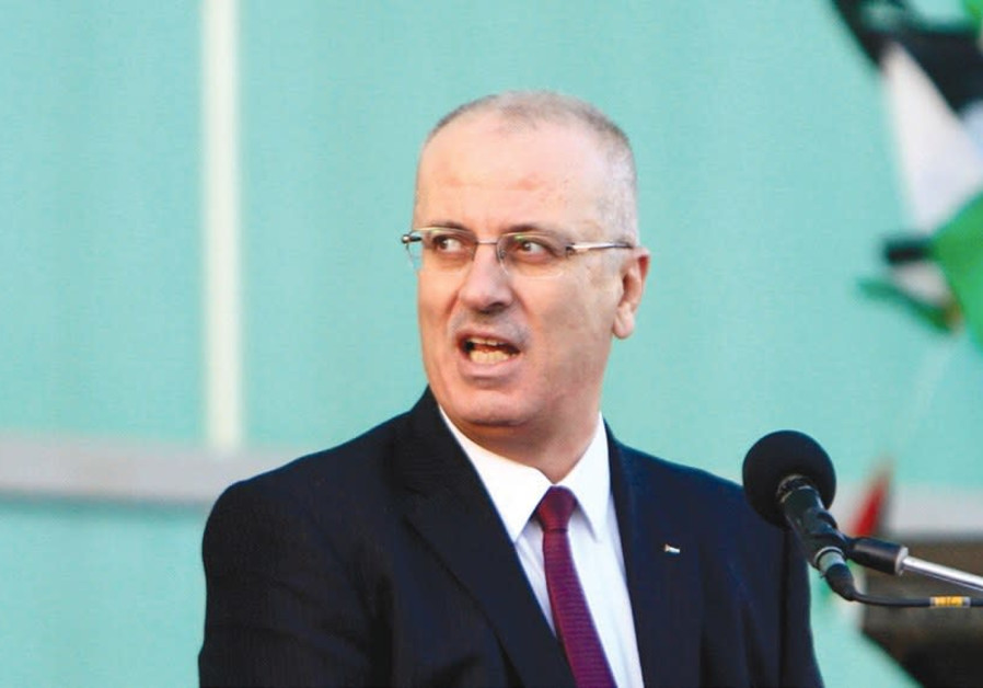 PA Prime Minister: We have not been fully empowered to operate in Gaza