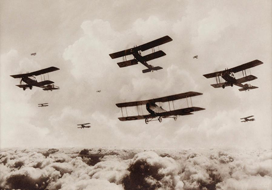 1917, la bataille de Beershéva