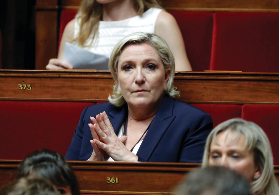 Marine Le Pen - Rebranding the far-right in France's political landscape