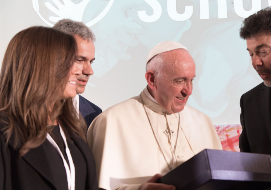 World ORT, Papal group launch interfaith education project