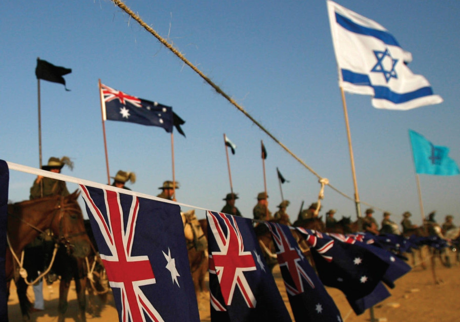 CANDIDLY SPEAKING: Commemorating the ANZAC liberation of Beersheba