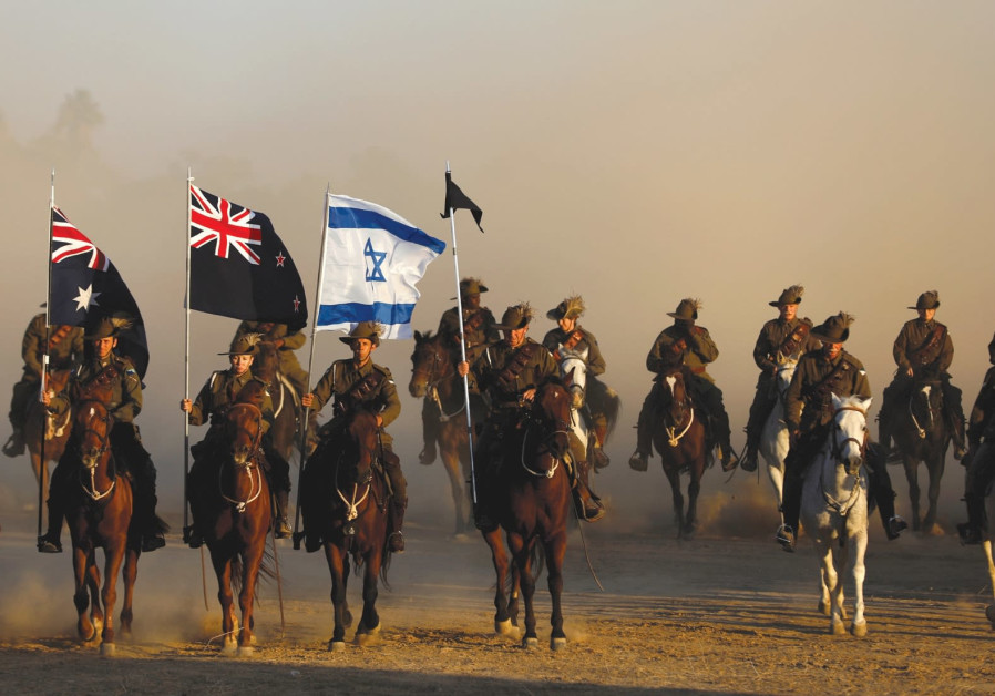 A century later, a day devoted to the WWI Battle of Beersheba