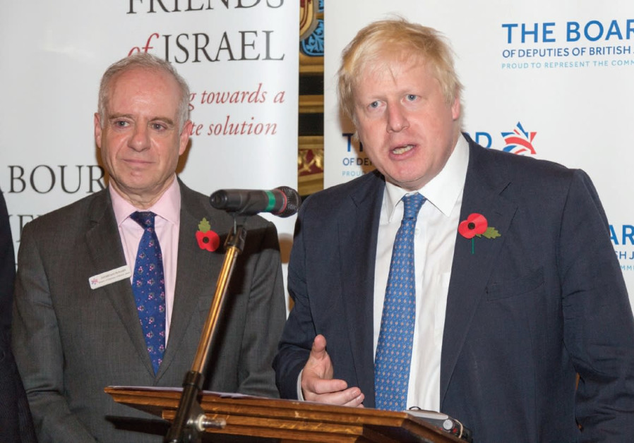 Boris Johnson lauds 'miracle of Israel' in honor of Balfour Declaration