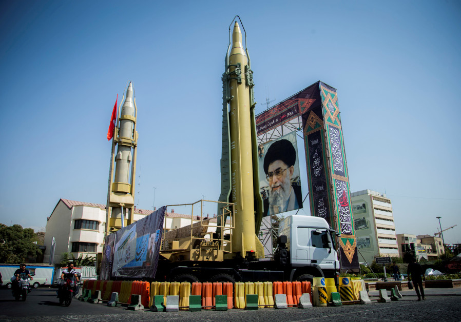 GERMAN INTEL REPORT: IRAN SEEKS TO SHATTER STATES' STABILITY WITH WMD 397269