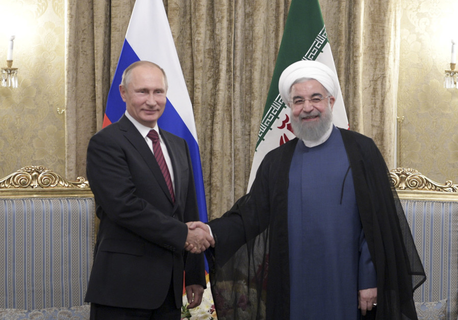 Disagreements begin to emerge between Moscow, Tehran regarding Syria