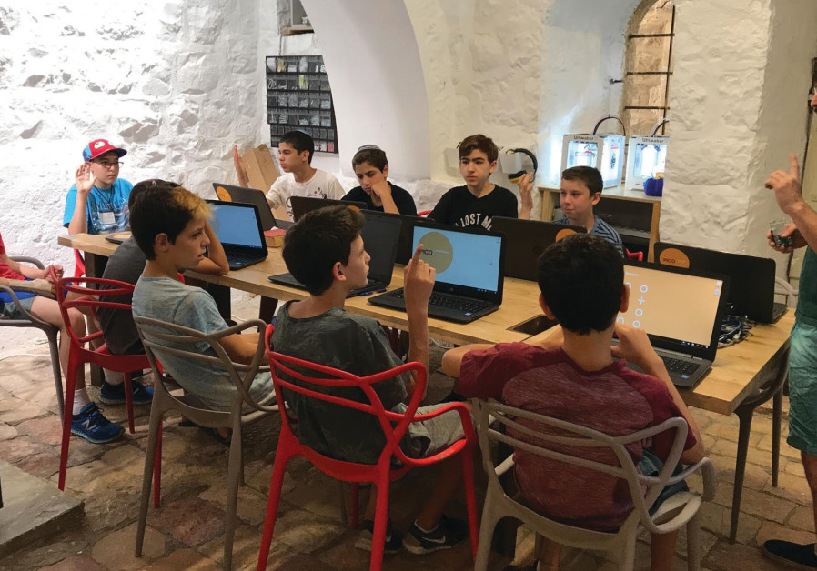 PICO Kids offerings in Jerusalem: An afternoon programming workshop...