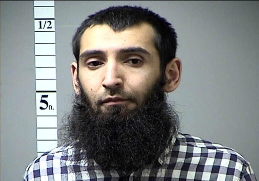 New York City car ramming suspect Sayfullo Saipov