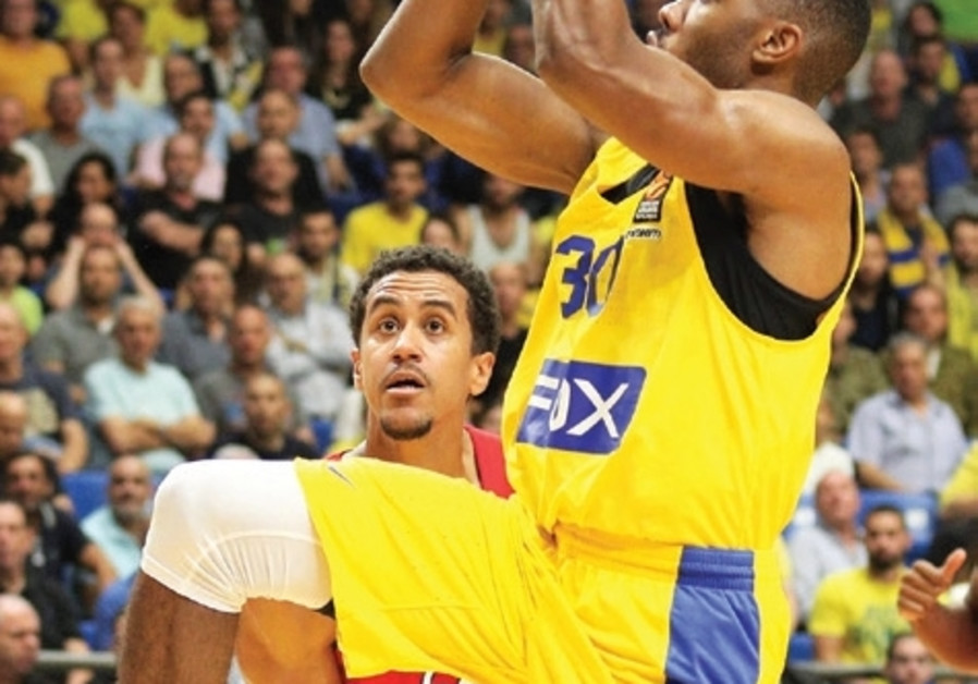 Maccabi Tel Aviv guard Norris Cole is aiming to bounce back from his six-point performance against R