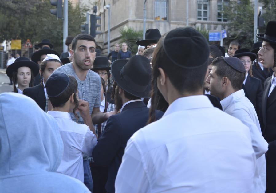 Liberal Jerusalem group plans 'secular day of rage'