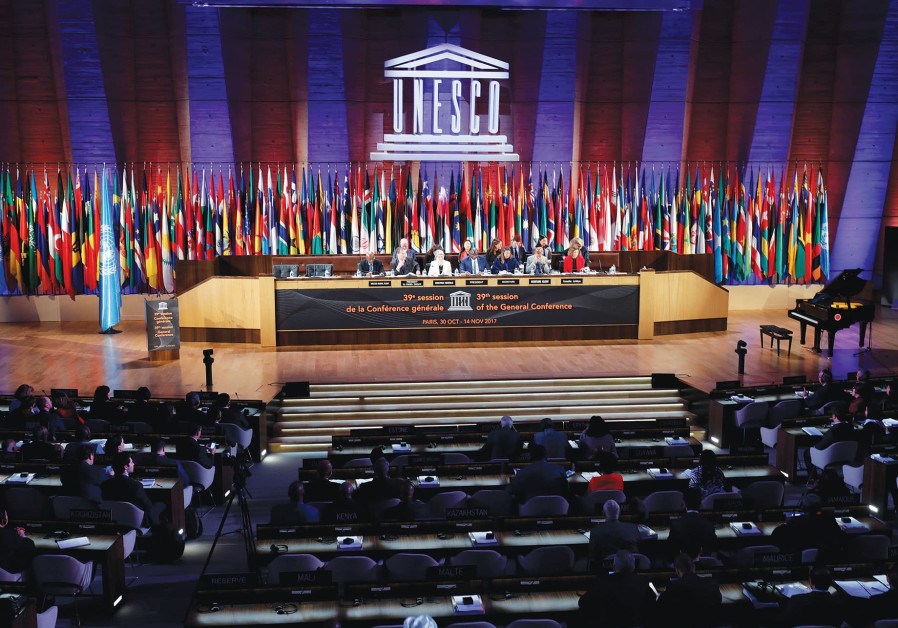 THE OPENING of the 39th general conference of the United Nations Educational, Scientific and Cultura