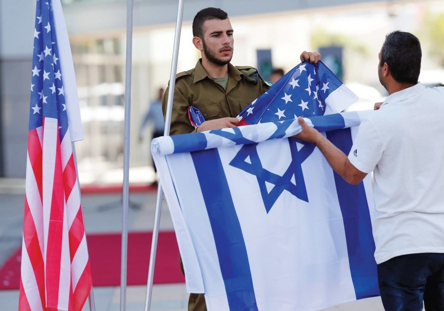 Two Jewish nations and the abyss between them