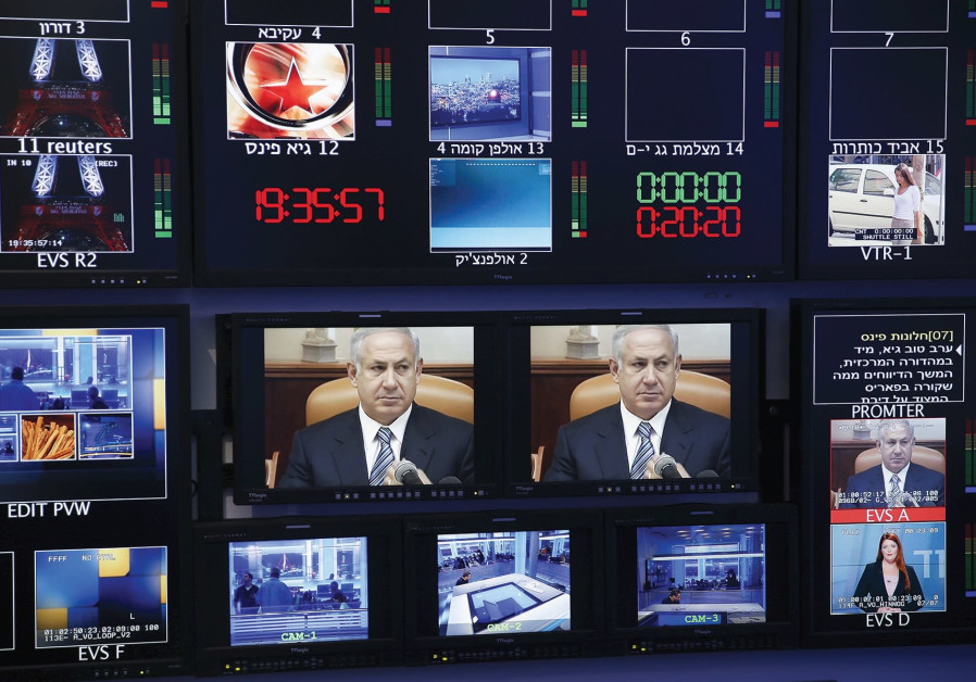 The future of Israeli TV is on the line