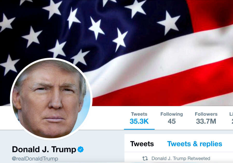 Trump's Twitter account deactivated by employee leaving company