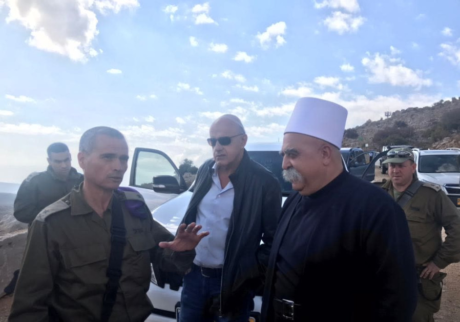 IDF vows to protect Syrian Druze village after Syrian spillover