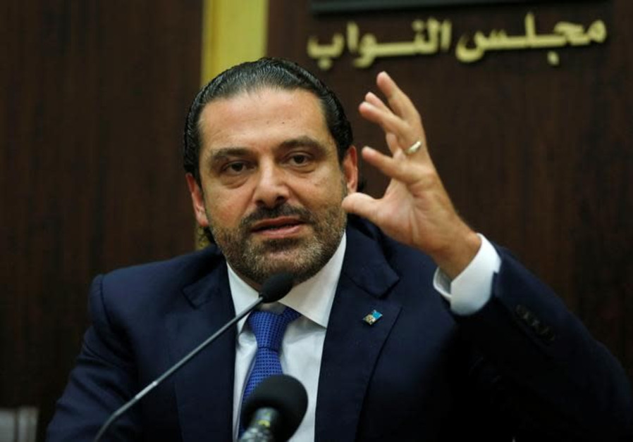Lebanese prime minister resigns, cites fear of assassination