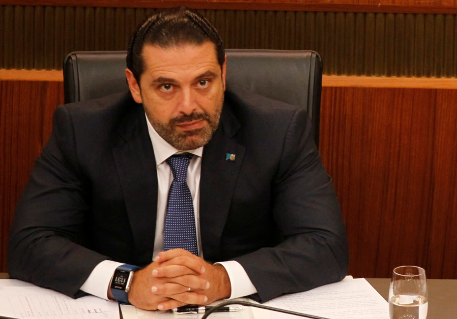 Lebanon's Hariri denounces Hezbollah positions that 'affect security and stability'