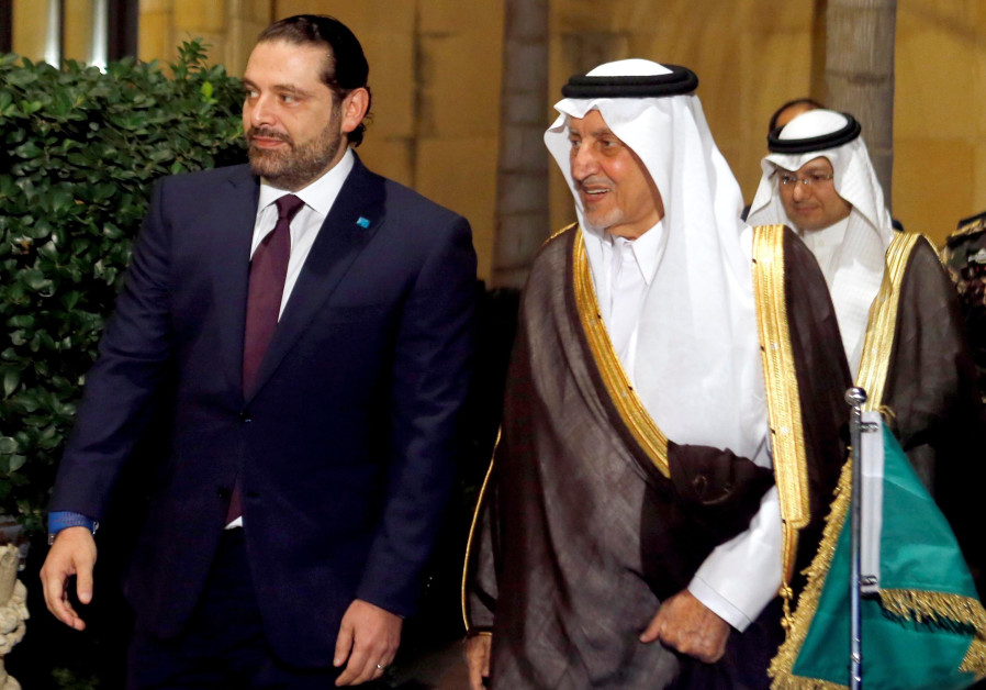 Lebanese prime minister quits during visit to Saudi Arabia amid assassination fears