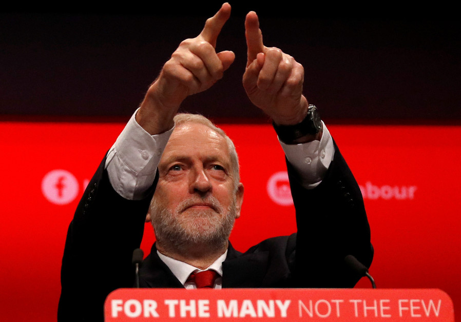 Corbyn turns Labour members against Israel and Jews
