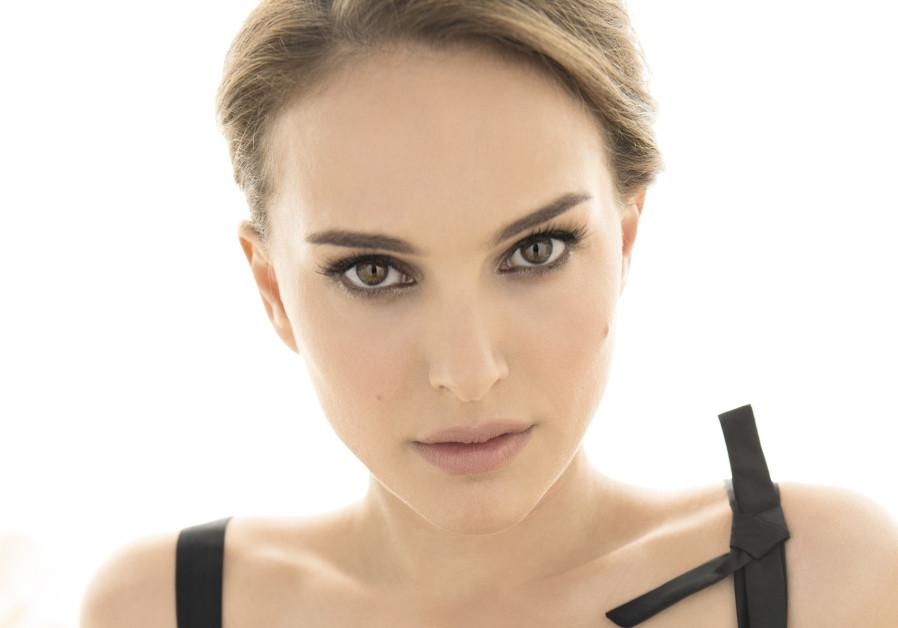 Genesis Prize Laureate Natalie Portman
