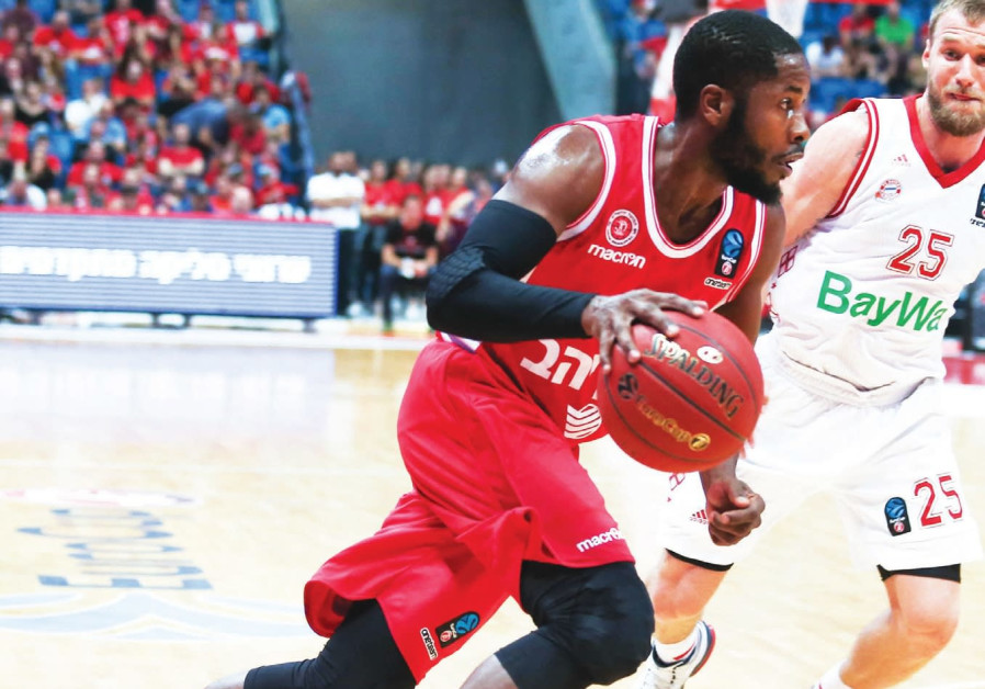 Jerusalem needs 1st Eurocup home victory
