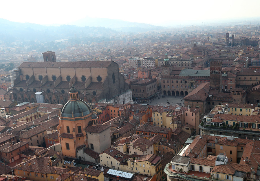 Medieval Jewish cemetery uncovered in Bologna, Italy
