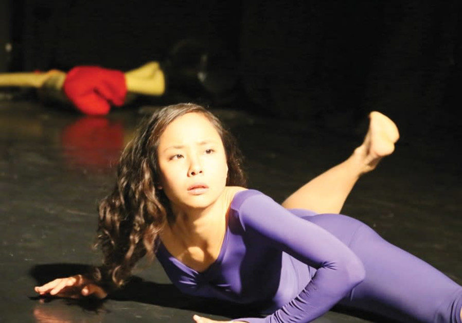 The Jerusalem Dance Theater presents 'When I Grow Up to Be Small.'
