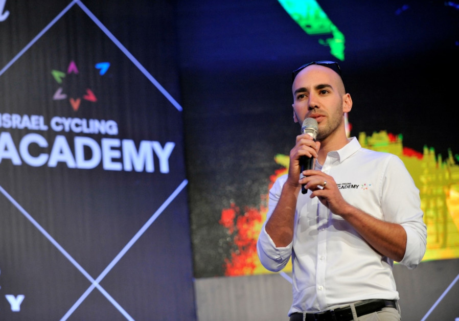 Ran Margaliot, manager of the Israel Cycling Academy