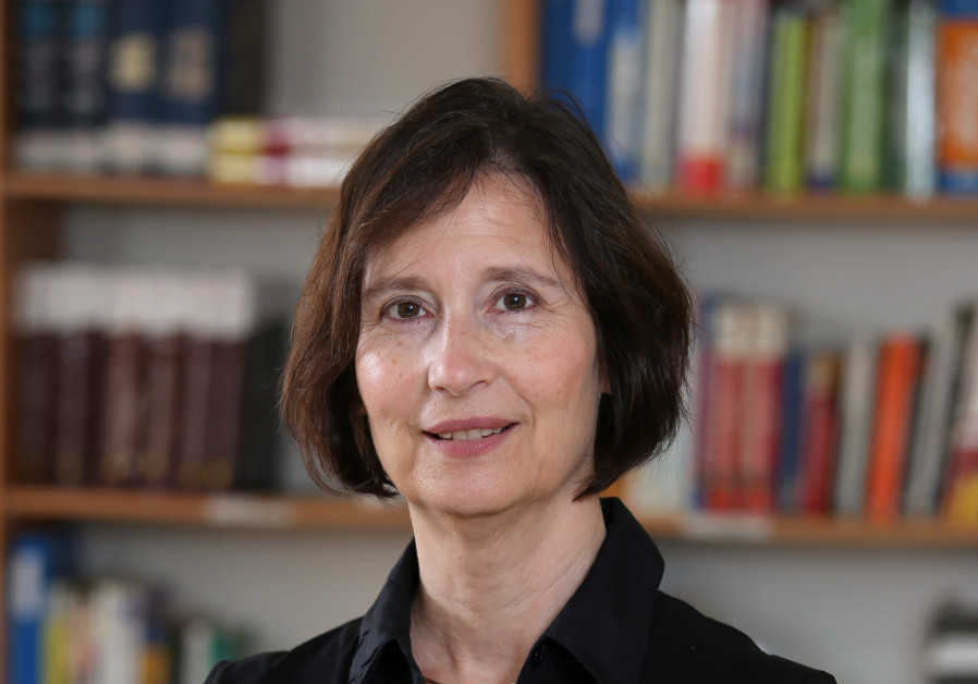 Dr Anat Lapidot-Firilla, executive director of the United States Israel Educational Foundation or US