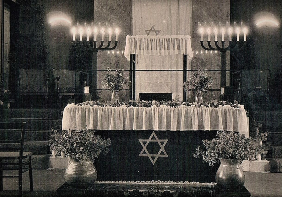 79 Years Later: The synagogue that survived Kristallnacht