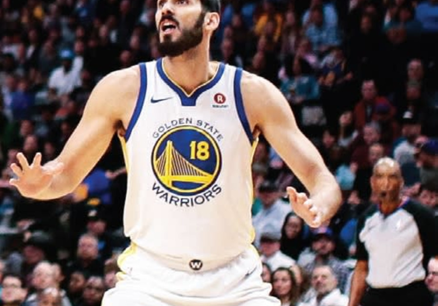 Israeli forward Omri Casspi is playing his way into the regular rotation on the Golden State Warrior