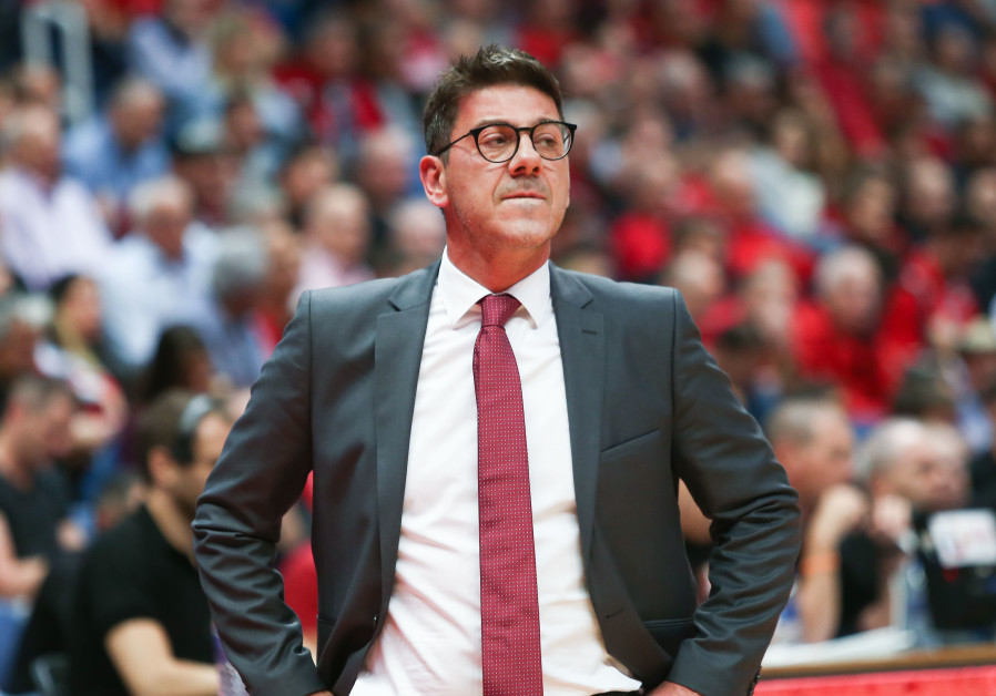 Greek coach Fotis Katsikaris was fired by Hapoel Jerusalem and replaced by assistant Mody Maor.