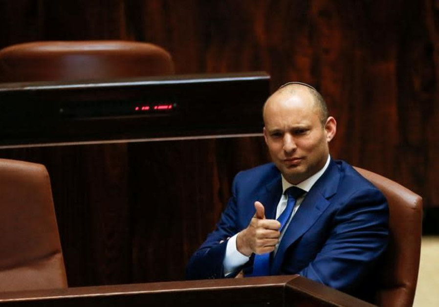 Bennett slams left-wing 'complaining' over Shaked's ask to fire deputy A-G