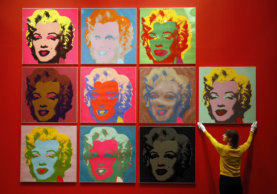 Andy Warhol exhibit extended at Tel Aviv Museum of Art