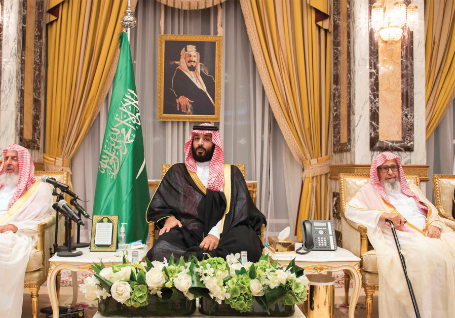 Saudi crown prince blazes reckless regional trail