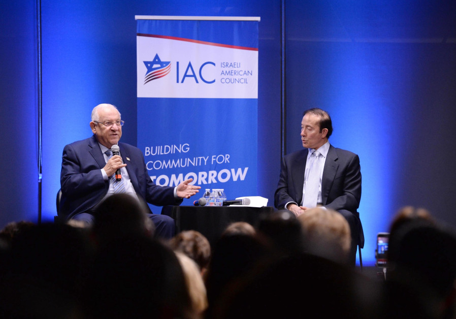 Rivlin to American Israelis: You are the bridge