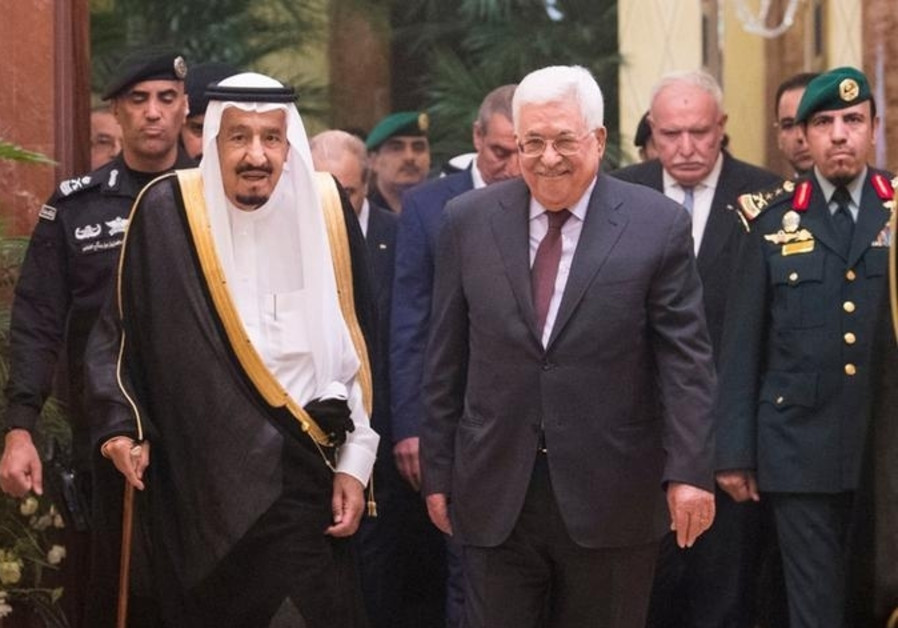 Abbas cancels peace negotiations due to Saudi leaked Jerusalem plan