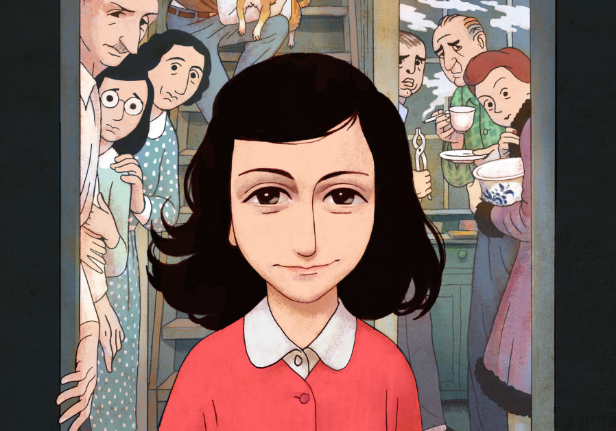 Anne Frank's Diary gets graphic treatment