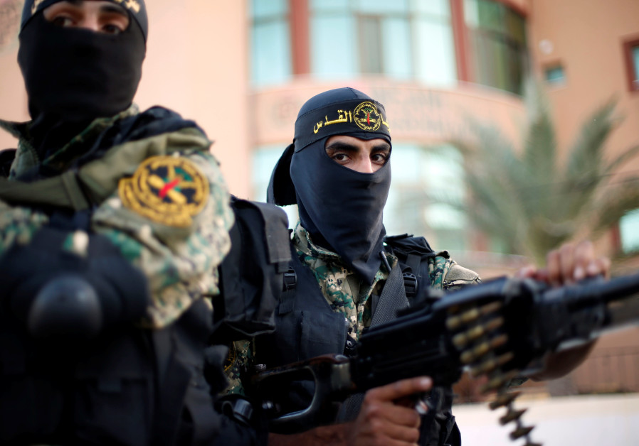 Palestinian Islamic Jihad reportedly planning attack on Israel